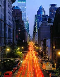 Lexington Avenue, New York